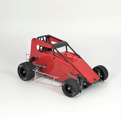 1 RC Racing 1/18 Midget 2.0, Red, RTR