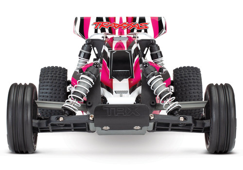 Traxxas Bandit 1/10 RTR Buggy w/XL-5 ESC, TQ 2.4GHz Radio, Battery & DC Charger (Pink Edition)