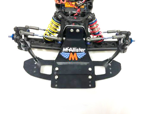 McAllister Racing TLR 22 Street Stock And Late Model Mount Kit