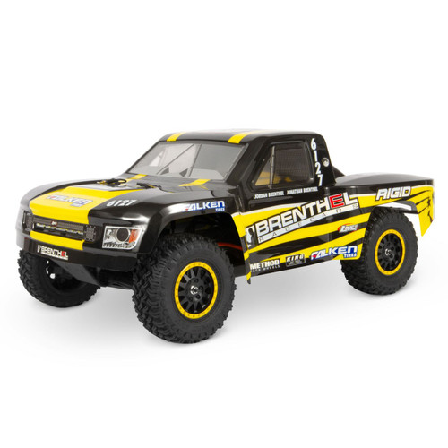 Losi Tenacity TT Pro SCT RTR 1/10 4WD Brushless Short Course Truck (Brenthel) w/DX2E Radio, Smart ESC and AVC