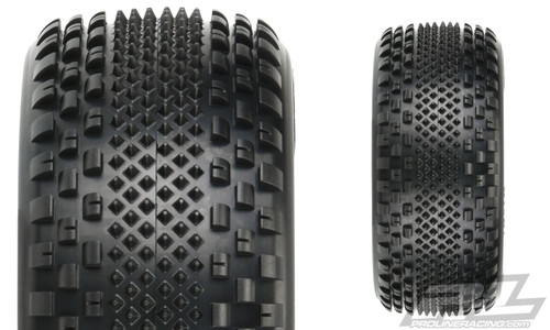 "Pro-Line 10169-103 Prism Carpet SC 2.2/3.0"" Front Short Course Truck Tires (2) (Z3)"