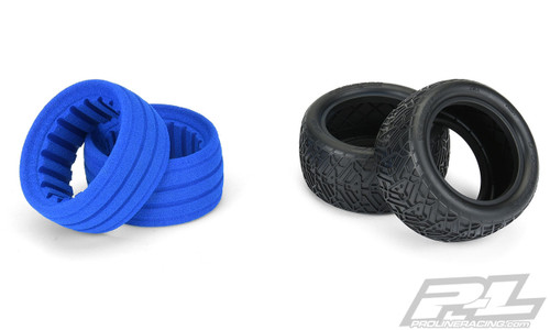 "Pro-Line 8281-17 Resistor 2.2"" Rear Buggy Tires (2) (MC)"