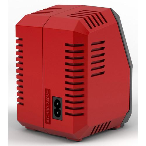 Hitec RDX2 Mini AC Dual Multi Charger (4S/5A/50W)