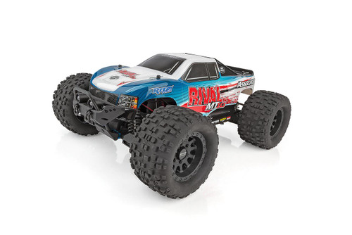 Team Associated Rival MT10 RTR 1/10 Brushless Monster Truck w/ 2.4GHz Radio