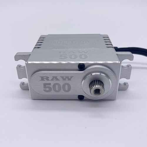 Reefs RC Raw 500 High Torque/Speed Digital Servo (High Voltage)