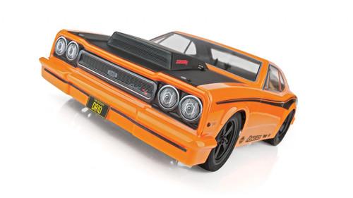 Team Associated DR10 RTR Brushless Drag Race Car (Orange) w/ 2.4GHz Radio & DVC