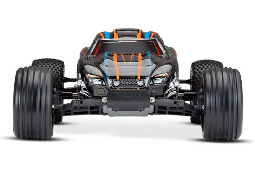 Traxxas Rustler VXL Brushless 1/10 RTR Stadium Truck w/ TQi 2.4GHz Radio and TSM (Orange)
