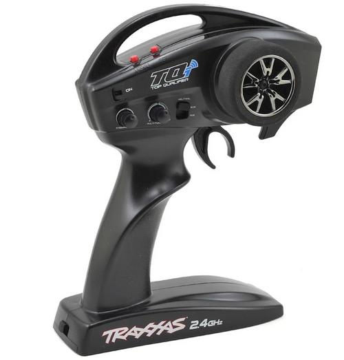 Traxxas TQi 2.4GHz 2-Channel Radio System w/TSM & 5-Channel Micro Receiver