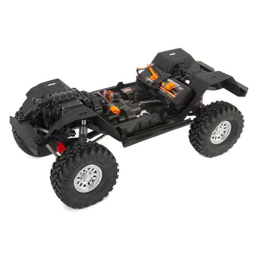 Axial SCX10 III Jeep Wrangler Rubicon JLU Kit