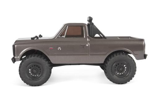 Axial SCX24 1967 Chevrolet C10 1/24 4WD RTR Scale Mini Crawler (Silver) w/2.4GHz Radio