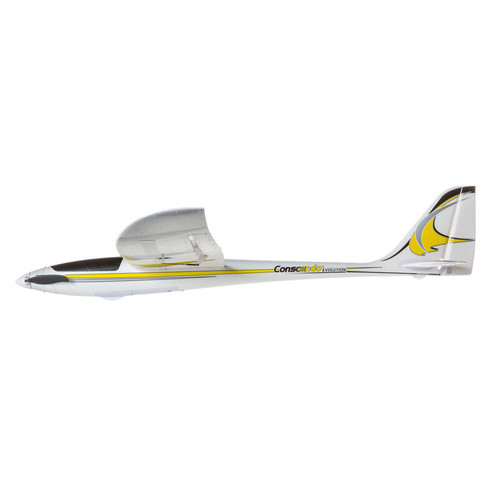 E-flite Conscendo Evolution 1.5m BNF Basic Powered Glider Airplane (1499mm) w/ SAFE Select