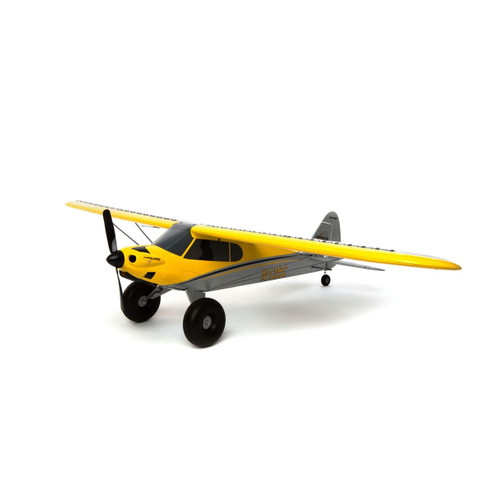 HobbyZone Carbon Cub S2 BNF Basic Electric Airplane (1300mm) w/SAFE