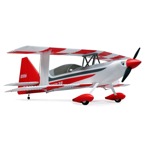 E-flite Ultimate 3D Biplane PNP Electric Airplane w/Smart ESC (950mm)