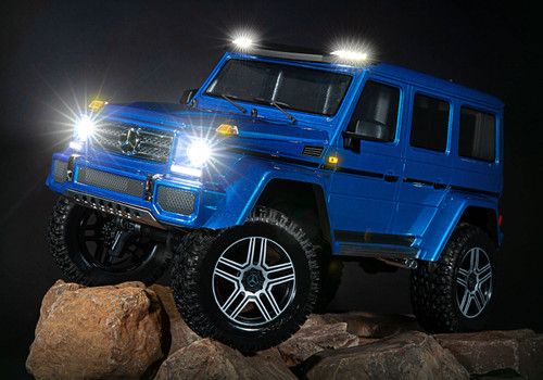 Traxxas 8898 Complete LED Light Set with Power Supply, fits #8811 or #8825 body TRX-4 Mercedes