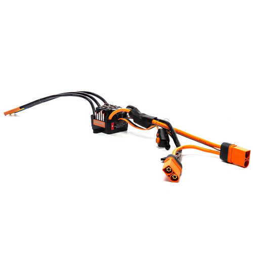 Spektrum Firma 120A Brushless Smart ESC, 4S
