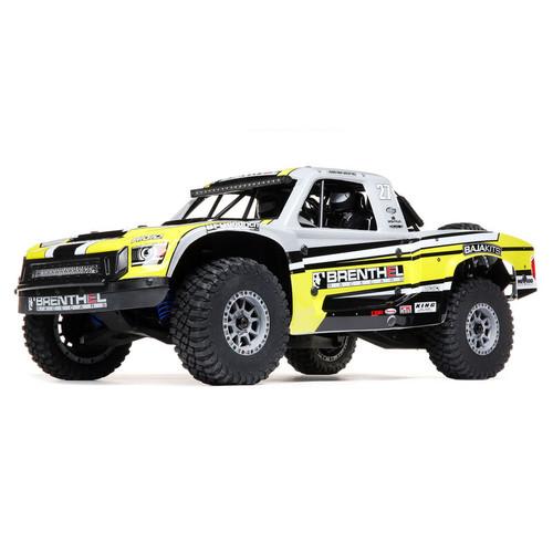 Losi 1/6 Super Baja Rey 2.0 4WD Brushless Desert Truck RTR Brenthel