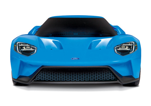 Traxxas 4-Tec 2.0 1/10 RTR Touring Car w/Ford GT Body & TQI 2.4GHz Radio System (Blue)
