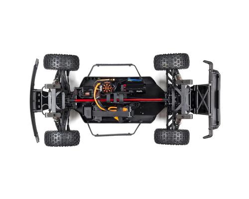 Arrma Mojave 6S BLX Brushless RTR 1/7 4WD RTR Desert Racer (Black/Green) (V2) w/SLT3 2.4GHz Radio