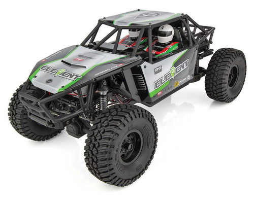 Element RC Enduro Gatekeeper 4x4 RTR 1/10 Rock Crawler Combo w/2.4GHz Radio, Battery & Charger