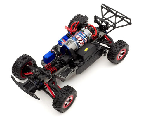 Traxxas Slash 4x4 1/16 4WD RTR Short Course Truck (Mike Jenkins) w/TQ 2.4GHz Radio, w/ Battery & DC Charger
