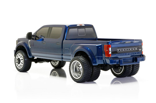 Cen Racing Ford F450 1/10 4WD Solid Axle RTR Truck, Blue