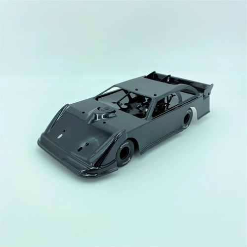 1RC Racing 1/18 Late Model, Black, RTR