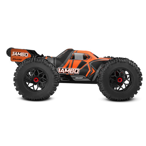 Team Corally Jambo XP 1/8 Monster Truck, SWB 4WD 6S Brushless RTR