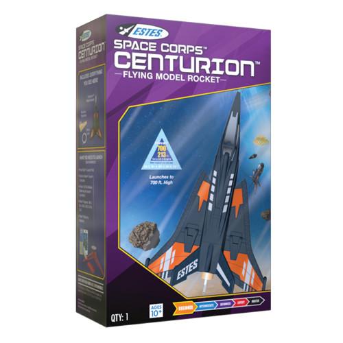 Estes Centurion Model Rocket Launch Set