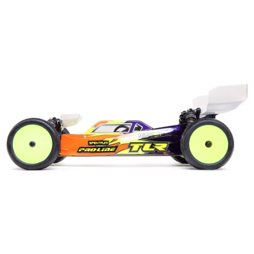 Team Losi Racing 22 5.0 DC Race Roller 1/10 2WD Electric Buggy Kit (Dirt/Clay)