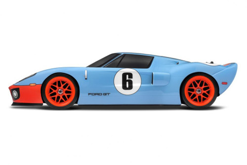 HPI Racing RS4 Sport 3 Flux Ford GT LM Heritage Edition Brushless RTR