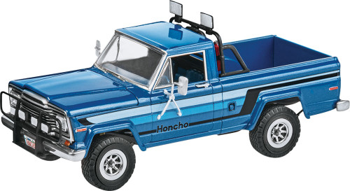 Revell 857224 1/25 1980 Jeep Honcho Ice Patrol Model Kit