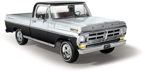 Moebius Models 1220 1/25 1972 Ford Sport Custom Pickup Truck Kit