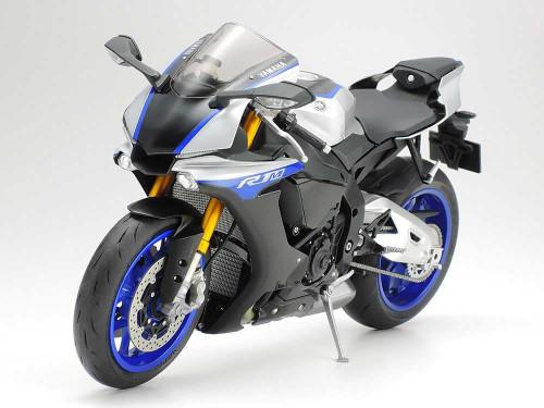 Tamiya 14133 1/12 Yamaha YZF-R1M Motorcycle Plastic Model Kit