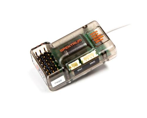 Spektrum SR6110AT DSMR 6-Channel AVC Telemetry Surface Receiver