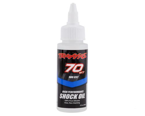 Traxxas 5036 Silicone Shock Oil 70wt, 900cSt, 60cc