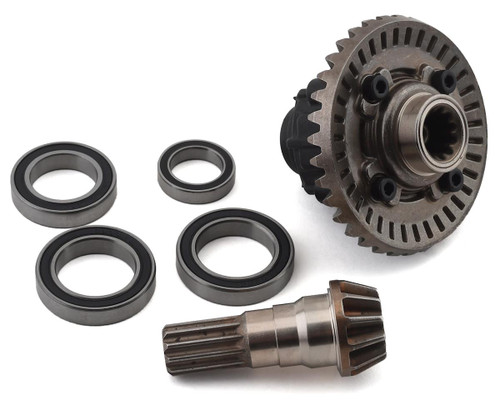 Traxxas 7880 Front Complete Differential, X-Maxx