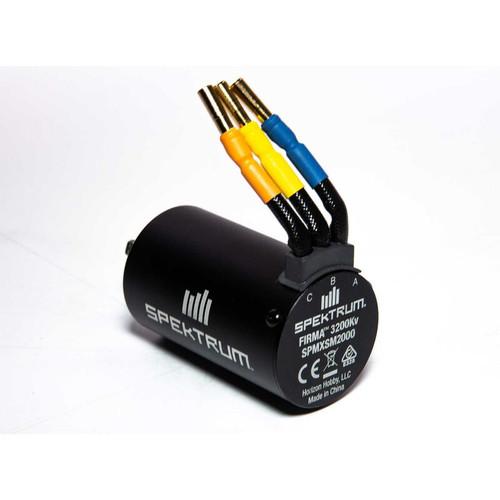 Spektrum RC Firma 3200Kv 4-Pole BL Motor, 3660