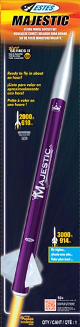 Estes 9707 Majestic Model Rocket Kit, Pro Series II E2X