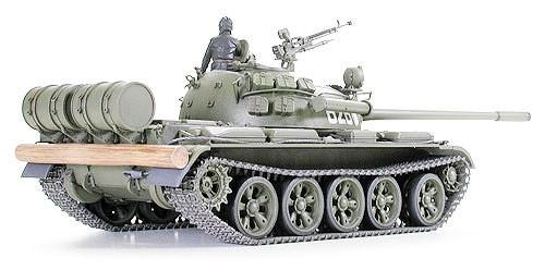 Tamiya 1/35 Soviet Tank T-55A Plastic Model Kit
