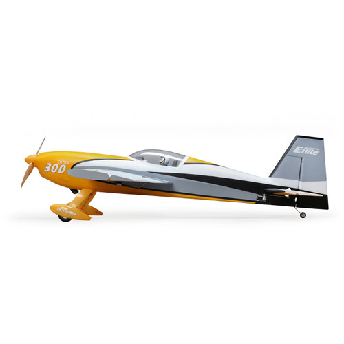 Eflite Extra 300 3D 1.3m BNF Basic with AS3X and SAFE Select