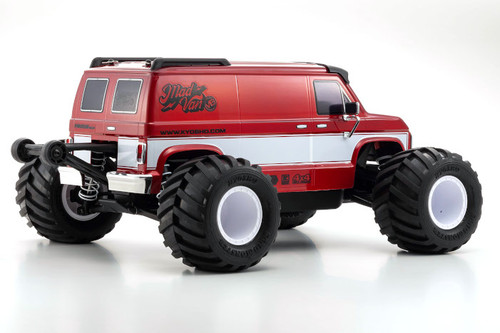 Kyosho 1/10 4WD Fazer Mk2 Mad Van VE