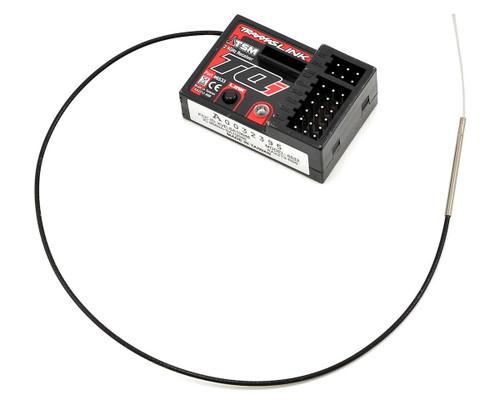 Traxxas 6507R TQi 2.4GHz 4-Channel Radio System w/Link Wireless, TSM & Micro Receiver