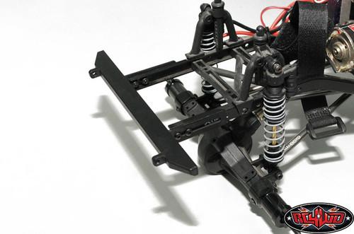 RC4WD Axial SCX10 Tough Armor Solid Rear Bumper