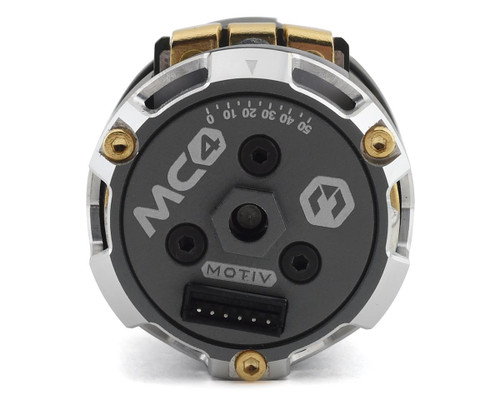 Motiv MC4 10.5T Pro Tuned Spec Motor, 2 Pole 540