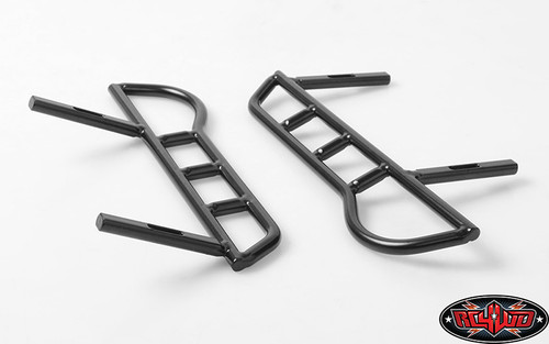 RC4WD Tough Armor Side Steel Sliders for Axial SCX10-II