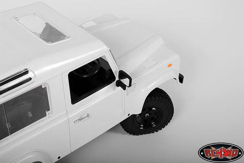 RC4WD Super Scale 1/10 Rubber Mirror (Style B)