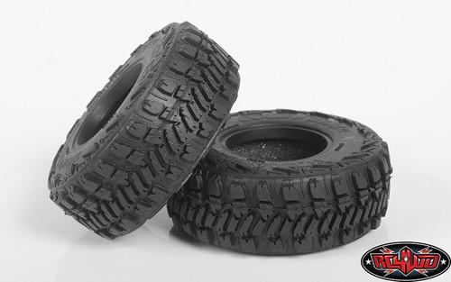 "RC4WD Goodyear Wrangler MT/R 1"" Micro Scale Tire (2)"