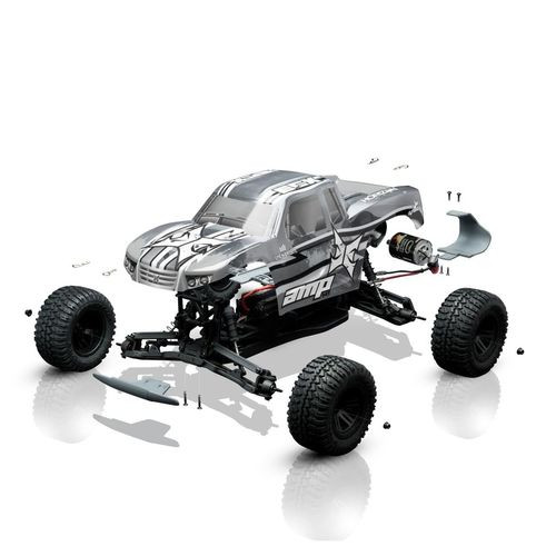 ECX AMP MT 1/10 Electric 2WD Monster Truck Kit