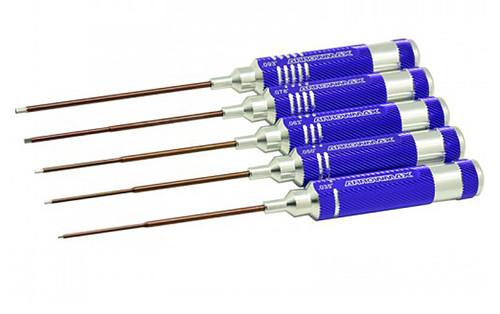 Arrowmax Allen Wrench Set .035, .050, .063, .078, .093