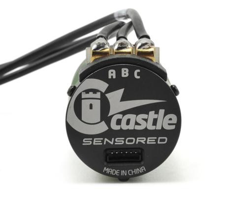 Castle Creations 1/10 Sensored Water Proof SV3 Sidewinder ESC w/ 5700kv Motor Combo